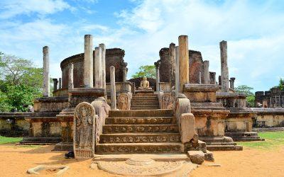 Sri Lanka #4 – Sous le charme de Polonnaruwa, la cité sacrée