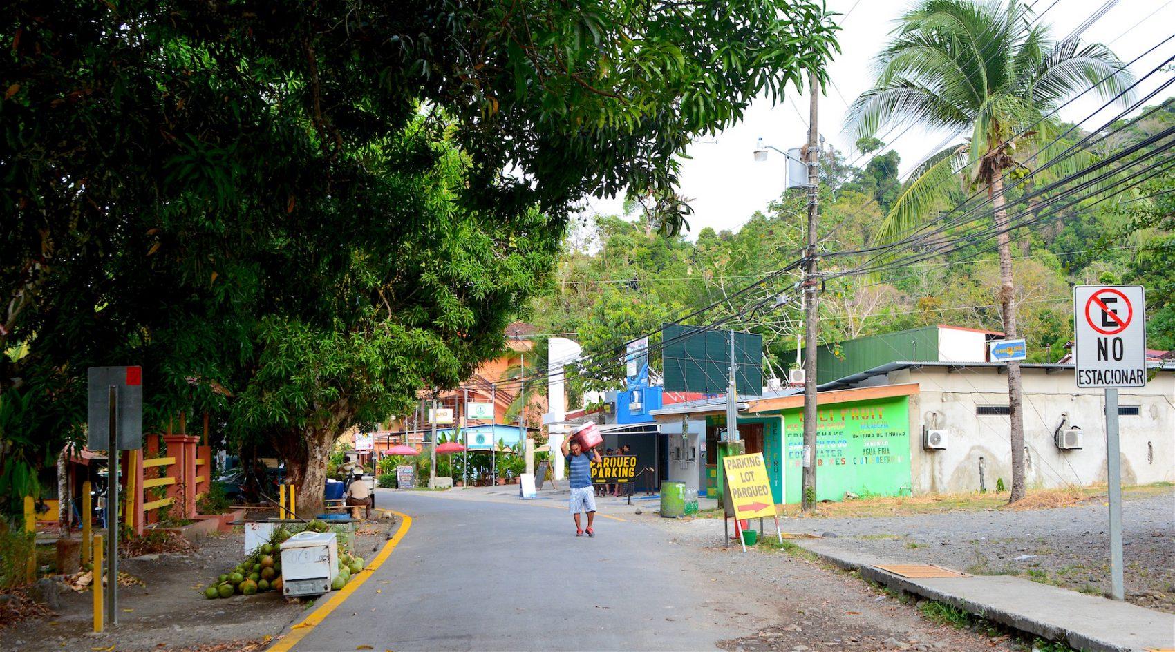 Parc Manuel Antonio