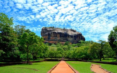Sri Lanka #5 – Des grottes de Dambulla au Rocher du Lion de Sigiriya