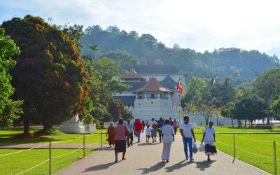 Sri Lanka #7 – Kandy et le Temple de la Dent, dernière étape du Triangle Culturel