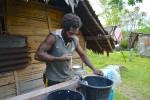 Préparation du Kava
