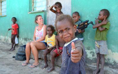 Vanuatu #4 – Dans le village de Port-Olry, de battre mon cœur s'est arrêté…