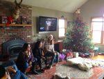Noel dans la famille de Linda