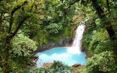 Costa Rica #5 – Face aux couleurs incroyables du Rio Celeste