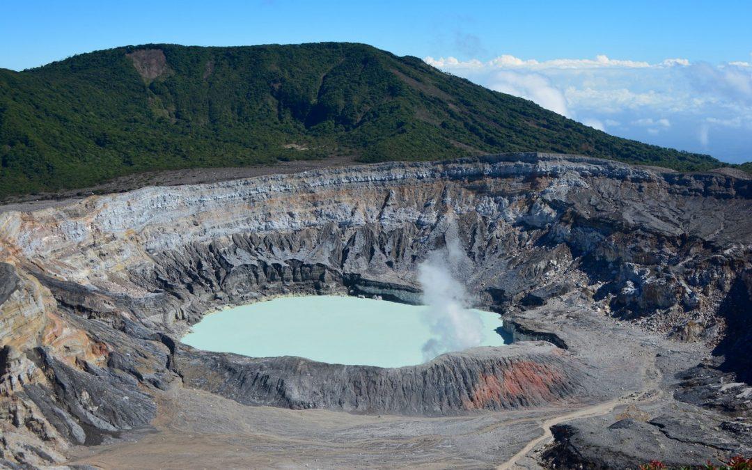 Costa Rica #7 – Le volcan Poás et son étonnant lac acide